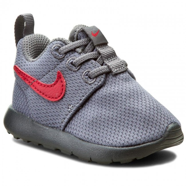 Nike Roshe One TDV Shoes NIKE - Roshe One (TDV) 749430 035 Dark Grey/Gym Red ...