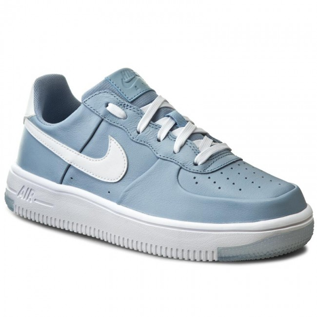 timeless design f2203 71b1b Shoes NIKE - Air Force 1 Ultraforce (GS) 845128 400 Blue Grey/White