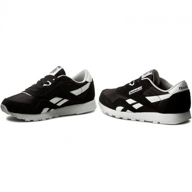 Shoes Reebok Cl Nylon J21507 BlackWhite