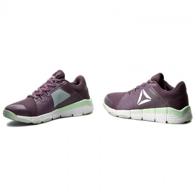 Shoes Reebok Trainflex BD4908 MeteroriteWhiteMist