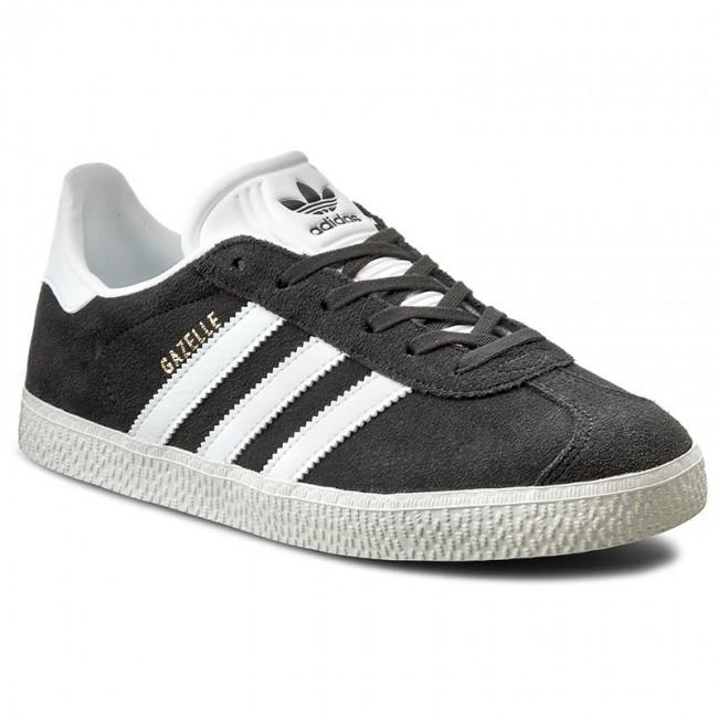 Shoes adidas - Gazelle J BB2503 Dgsogr/Ftwwht/Goldmt - Unisex ...