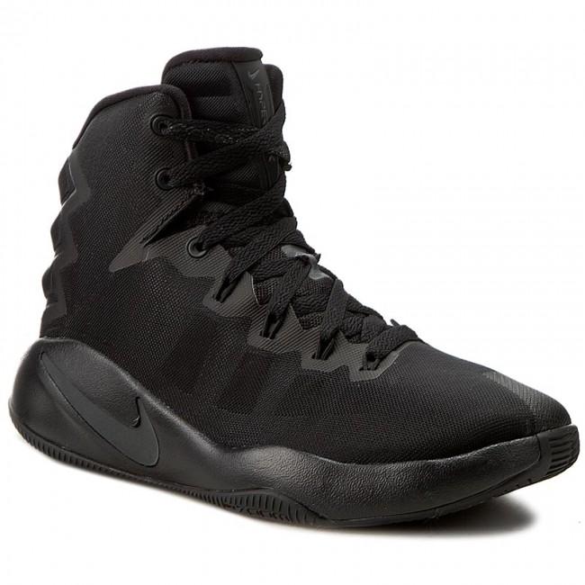 toda la vida comerciante arrebatar  Shoes NIKE - Hyperdunk 2016 (GS) 845120 008 Black/Anthracite - Fitness -  Sports shoes - Women's shoes | efootwear.eu
