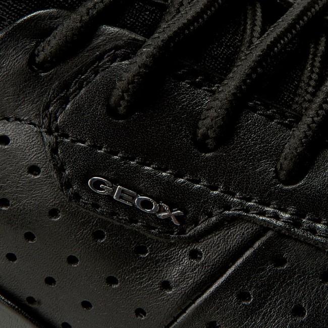 Shoes GEOX U Brattley B U721PB 00085 C9999 Black 699D9