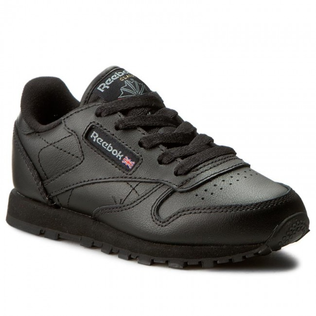 Shoes Reebok Classic Leather 50170 Black