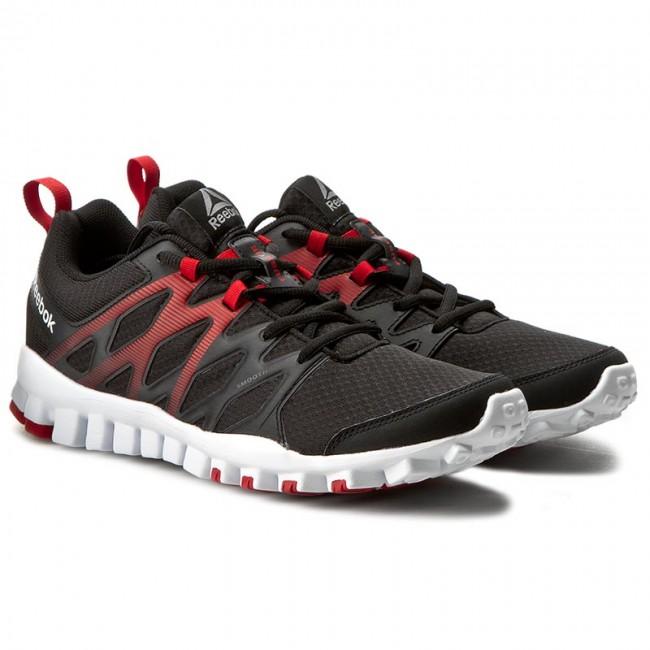 Shoes Reebok - Realflex Train 4.0 BD5891 Black/Red/White ...