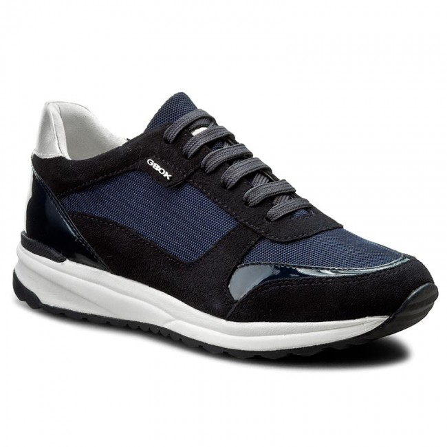 Sneakers GEOX D Airell C D642SC 02214 C4002 Morski