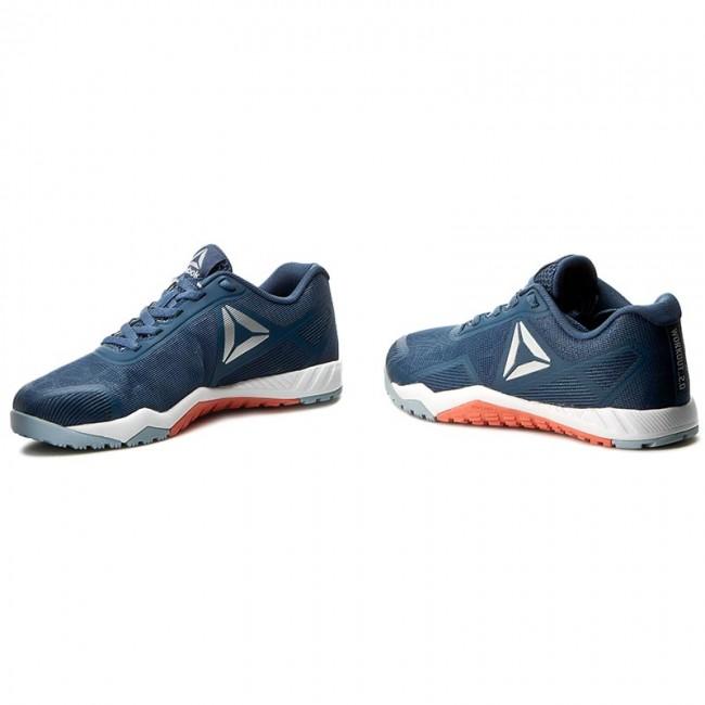 1c951c4086 Shoes Reebok - Ros Workout Tr 2.0 BD5128 Blue/Grey/Pink/Silver