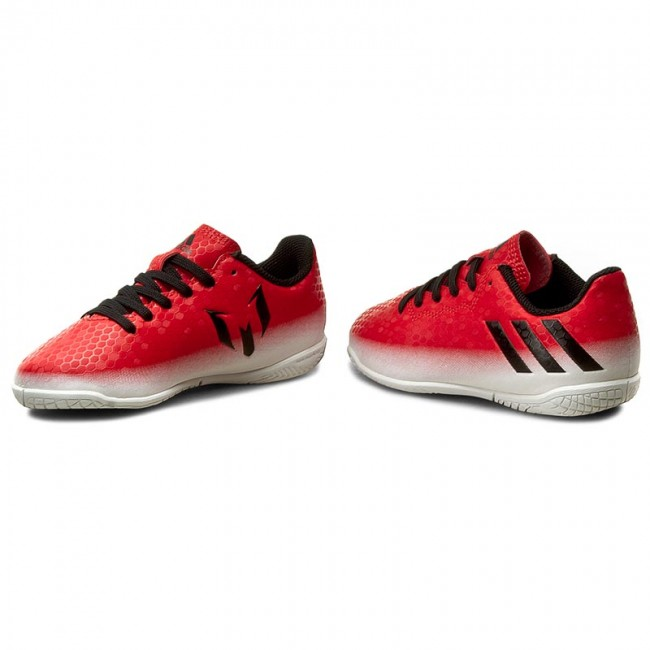 Shoes adidas Messi 16.4 In J BB5658 RedCblackFtwwht