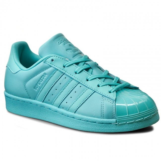 Shoes adidas Superstar Glossy Toe W BB0529 EasminEasminCblack