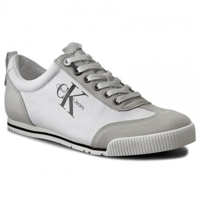 Sneakers CALVIN KLEIN JEANS Wyatt S0416 White