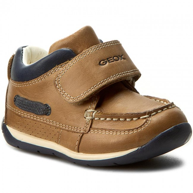 Shoes GEOX B Each B. C B720BC 000CL C5GF4 CaramelNavy