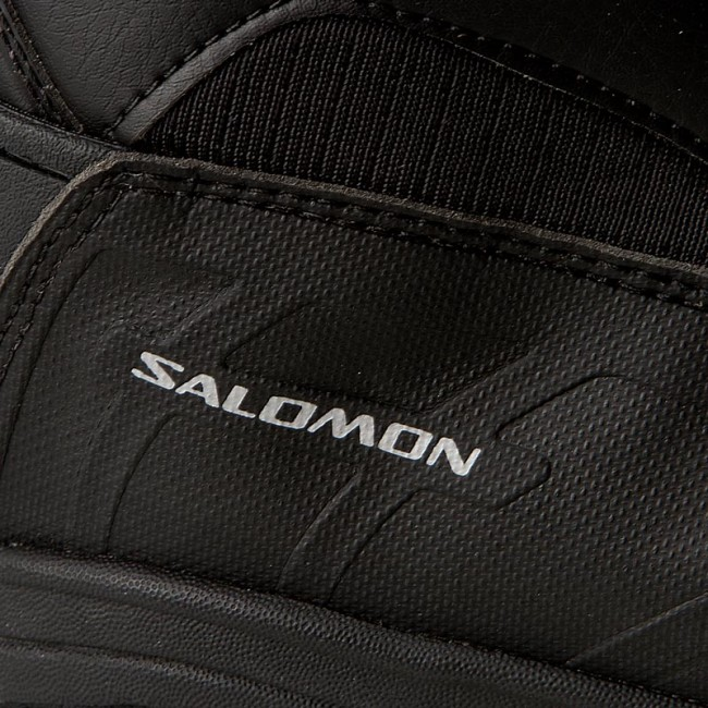 Trekker Boots SALOMON Toundra Mid Wp 352959 32 G0 BlackBlackBlack ufyG6