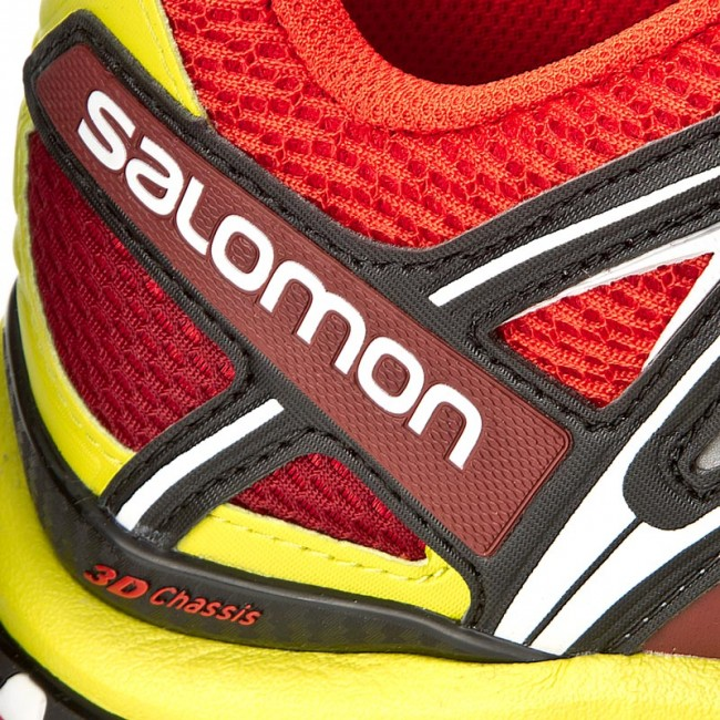 salomon xa pro 3d gtx red black metallic