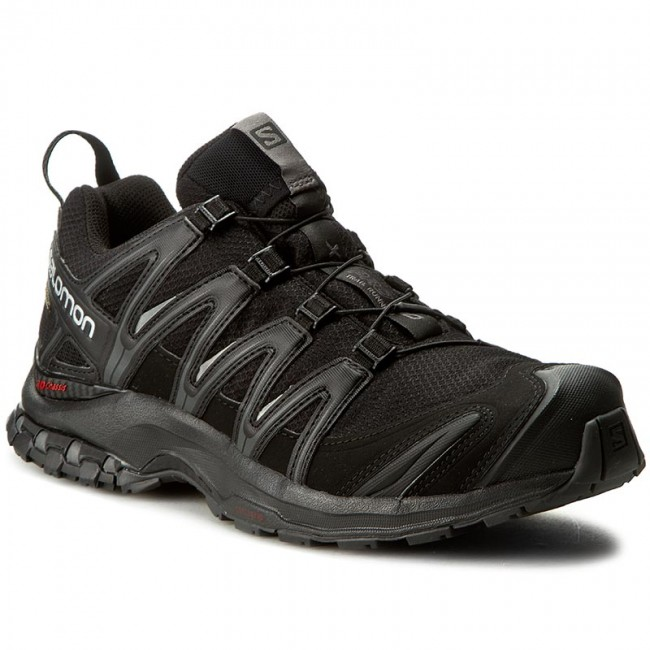 Shoes SALOMON Xa Pro 3D Gtx GORE TEX 393322 27 V0 BlackBlackMagnet