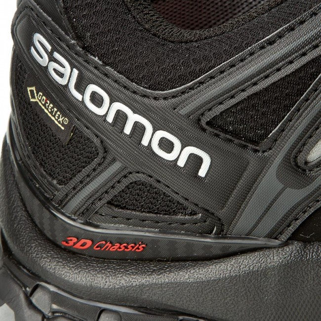 1c49d8e9de6 Shoes SALOMON - Xa Pro 3D Gtx GORE-TEX 393322 27 V0 Black/Black ...