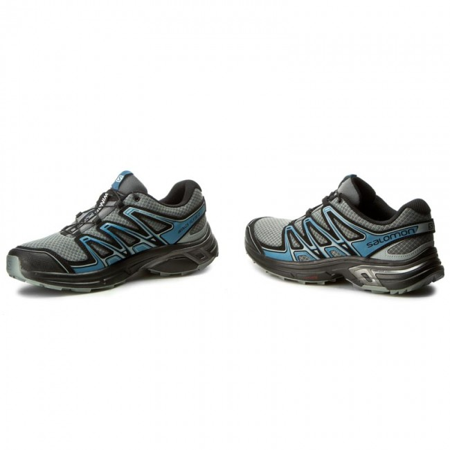 Shoes SALOMON Wings Flyte 2 394714 29 W0 Quiet ShadeBlackMallard Blue