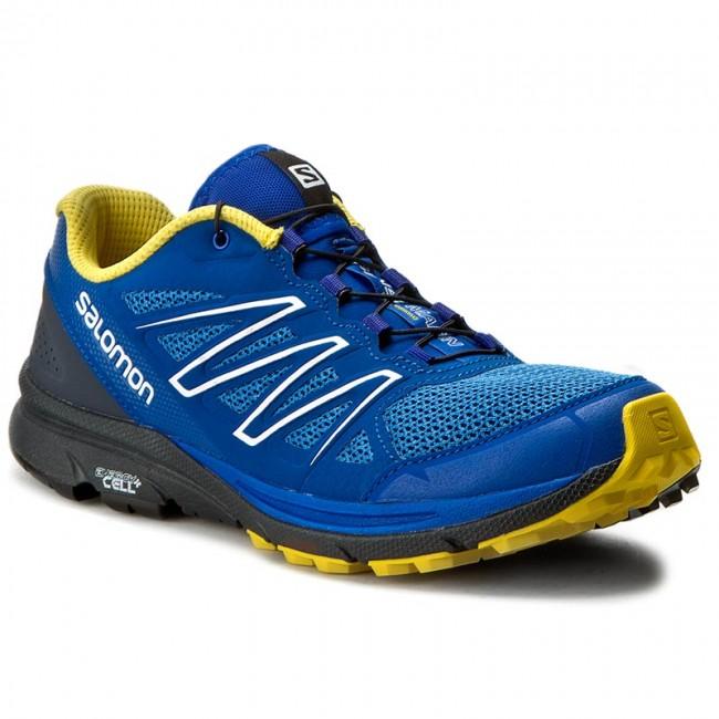 Shoes SALOMON Sense Marin 392483 27 W0 Nautical BlueOmbre BlueEmpire Yellow