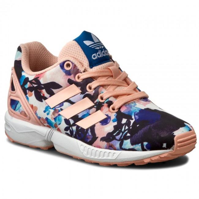 Shoes adidas - Zx Flux C BB2881 Hazcor