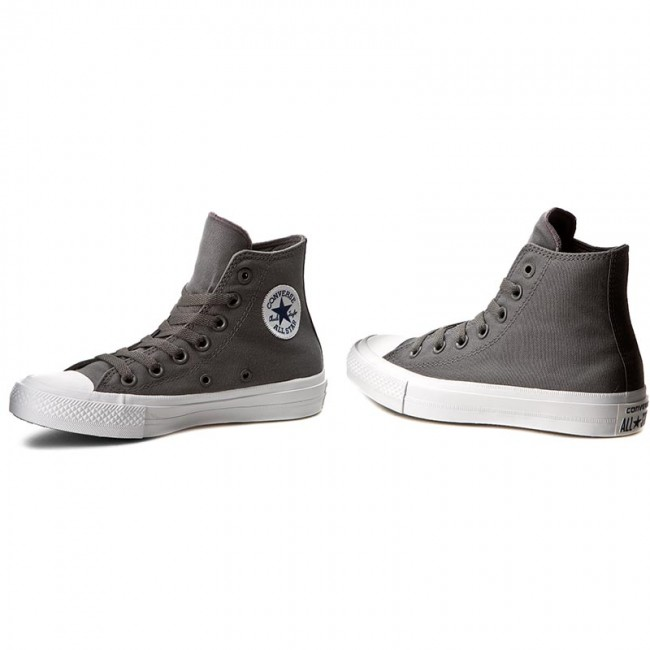 Sneakers CONVERSE Ct II Hi 150147C ThunderWhiteNavy