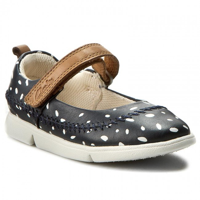 Girls Clarks Casual Shoes Tri Molly