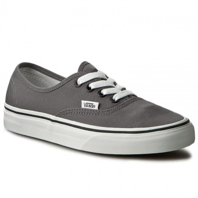 am billigsten Brandneu Sonderverkäufe Plimsolls VANS - Authentic VN0JRAPBQ Pewter/Black