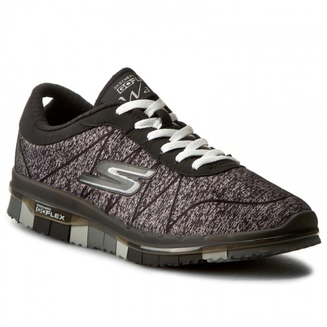 New Arrival Womens Shoes Skechers Go Flex Ability 14011 Grey