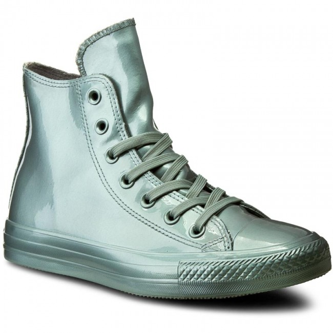 Sneakers CONVERSE Ctas Metallic Rubber Hi 553268C Metallic