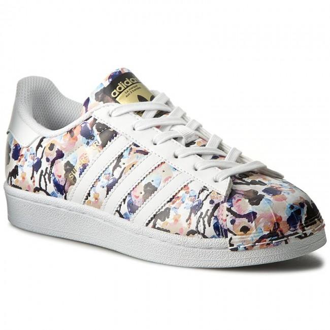 Shoes adidas Superstar J BB0351 HazcorFtwwhtDuspur