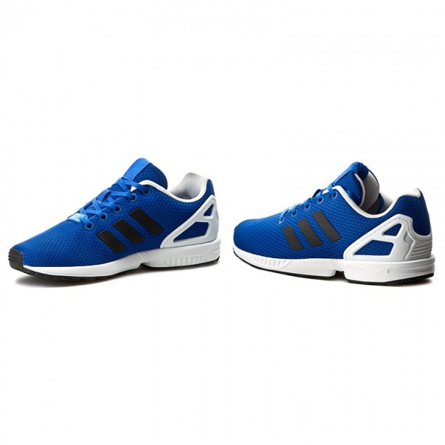 Shoes adidas Zx Flux J BB2408 BlueCblackFtwwht