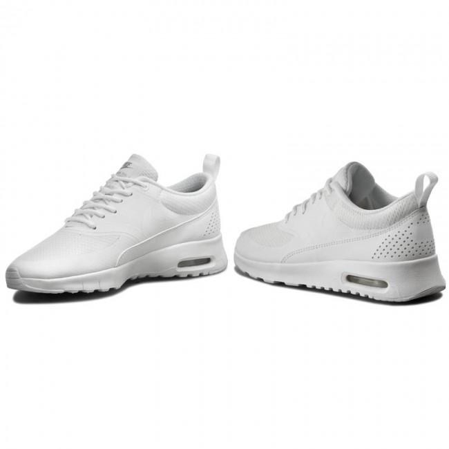 NIKE Schuhe Air Max Thea (GS) 814444 100 White Damen