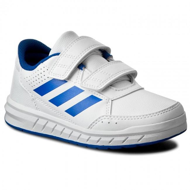 Shoes adidas AltaSport Cf K BA9525 FtwwhtBlue