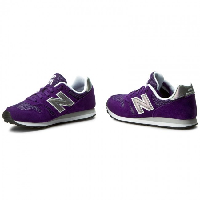 new balance 373 purple