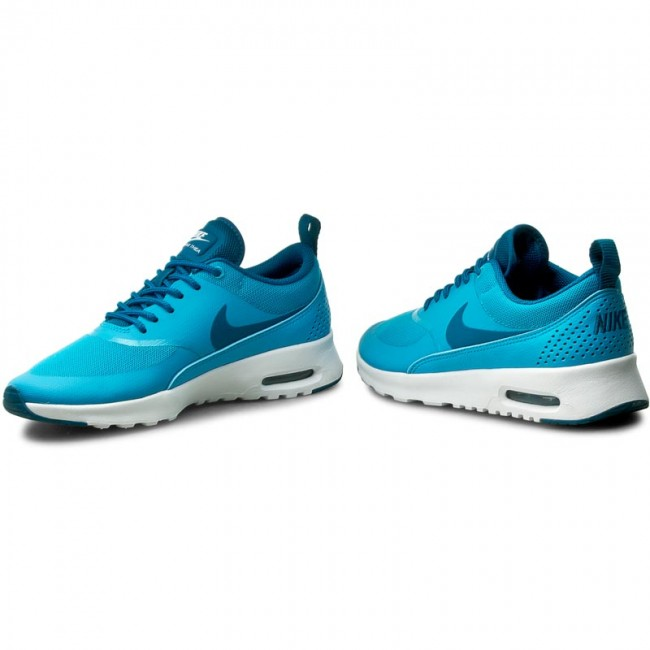 Nike Air Max Thea W shoes turquoise green