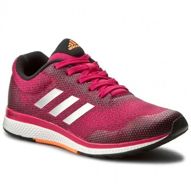 Suposición Presentador sal  Shoes adidas - Mana Bounce 2 W Aramis B39024 Cblack/Ftwwht - Indoor -  Running shoes - Sports shoes - Women's shoes | efootwear.eu