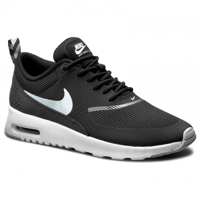 Shoes NIKE Air Max Thea 599409 007 BlackWolf GreyAnthrctWhite
