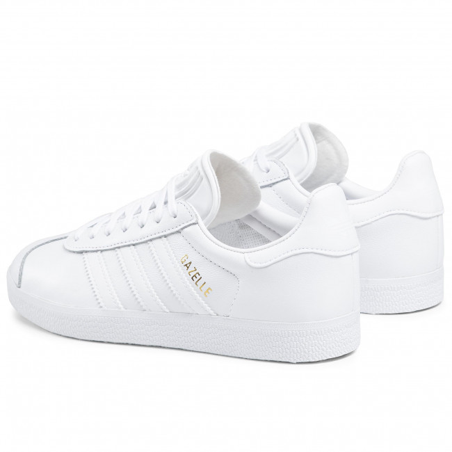 Footwear adidas - Gazelle BB5498 Ftwwht/Ftwwht/Goldmt