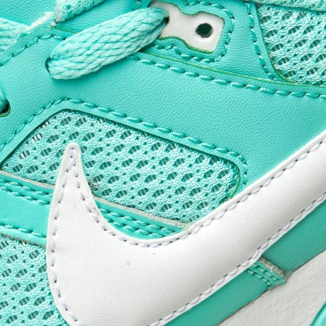 Shoes NIKE Air Max Command (Gs) 407626 313 Hyper TrqWhiteHyper Turq