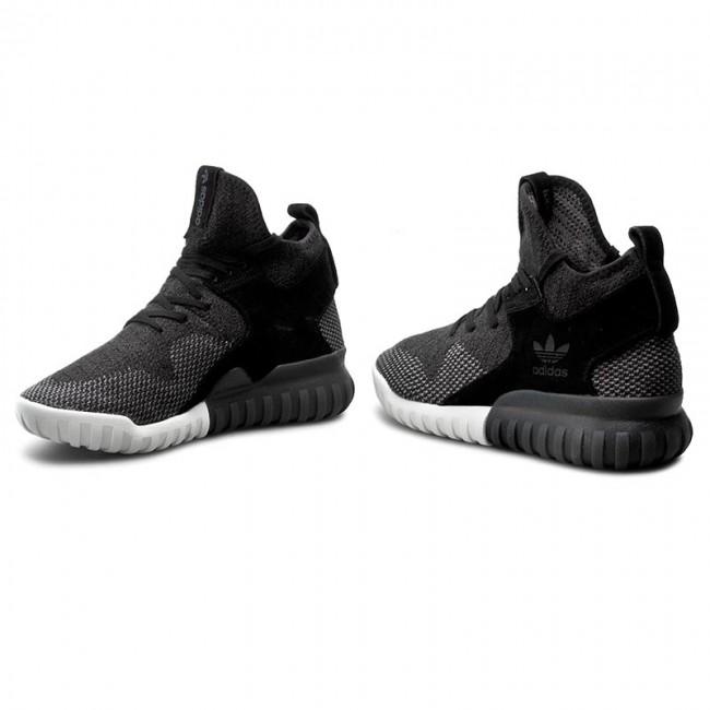 Shoes adidas Tubular X Pk BB2379 CblackDkgreyChsogr