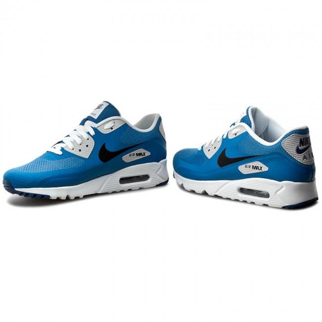 Shoes NIKE Air Max 90 Ultra Essential 819474 400 Star BlueBlkCstl BlPr Pltnm