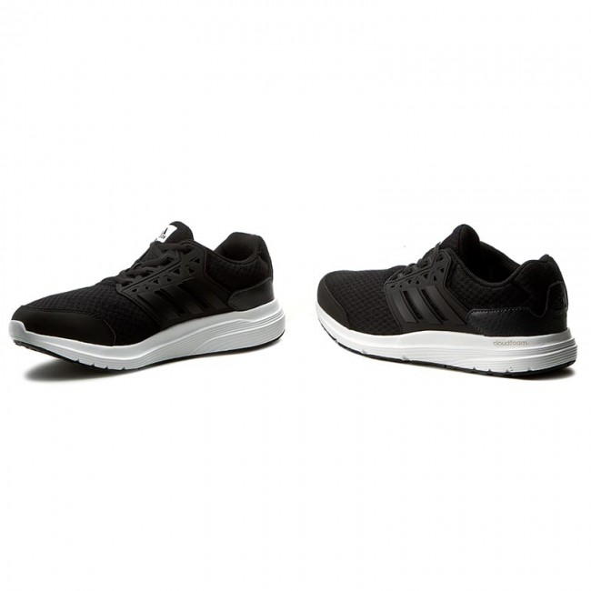 Shoes adidas Galaxy 3 M BB4358 CblackCblack