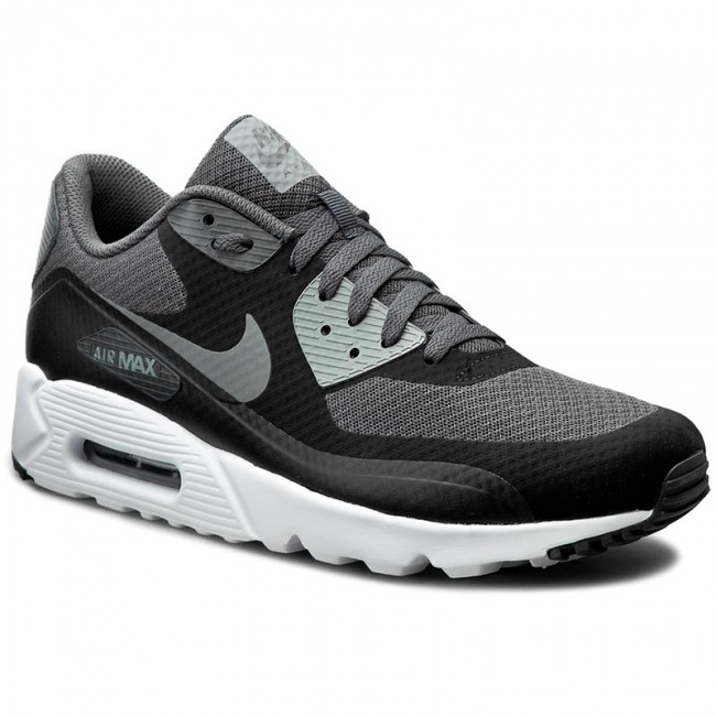Shoes NIKE Air Max 90 Ultra Essential 819474 003 BlackCool GreyAnthraciteWht