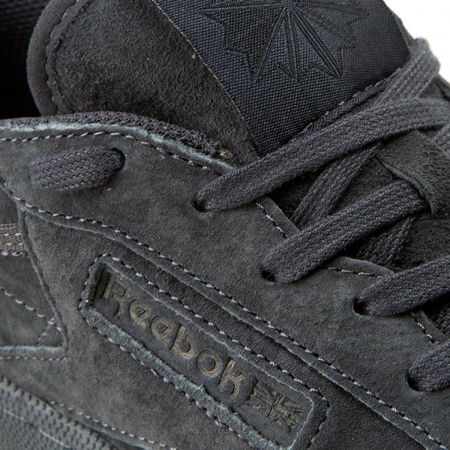 Shoes Reebok Club C 85 Tg BD1885 LeadBlack Sneakers