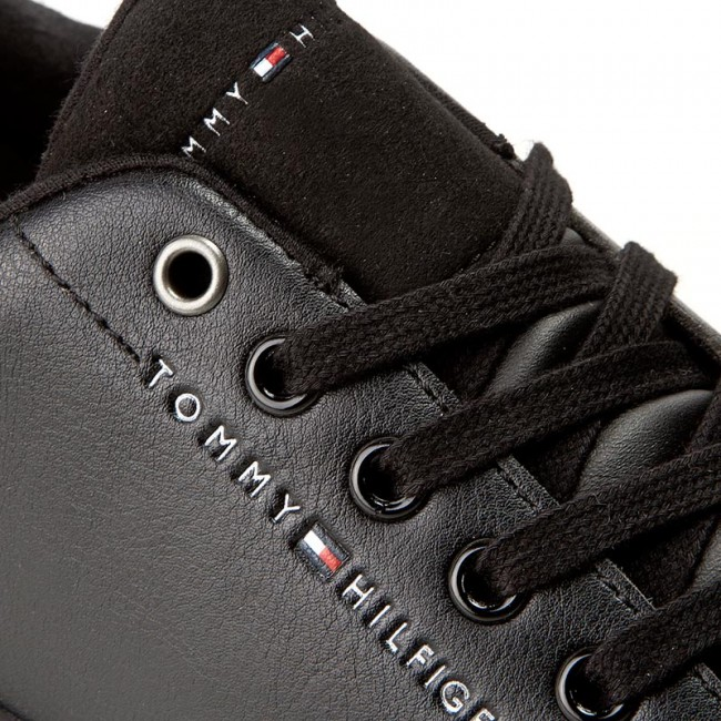 online retailer c4bf3 49e04 Sneakers TOMMY HILFIGER - Zero Jr 5C FB56821770 Black 990