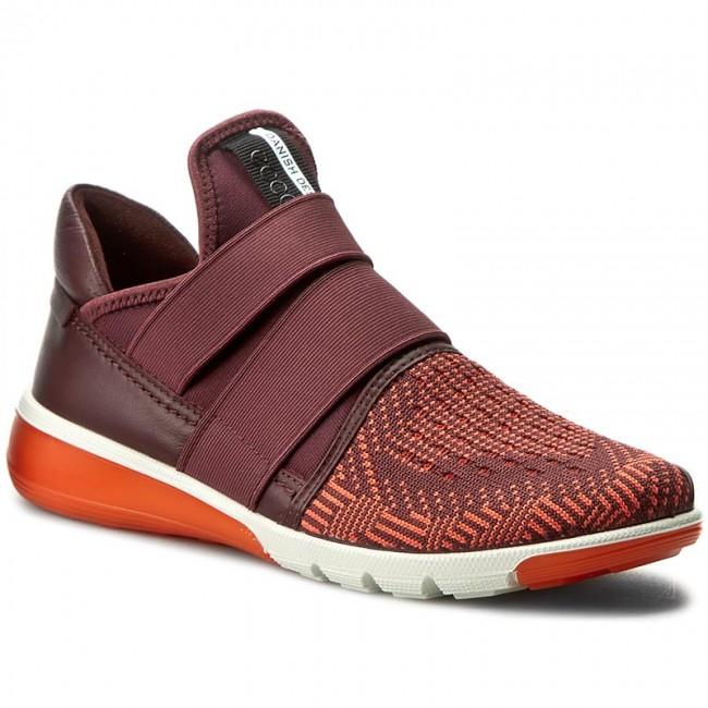 Shoes ECCO Intrinsic 2 86050350315 BordeauxCoral BlushBordeaux