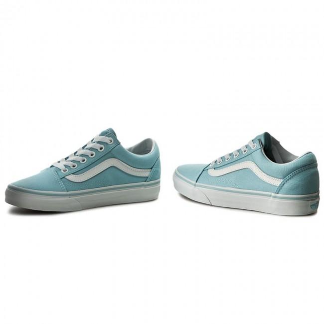 Vans Old Skool: Crystal BlueTrue White | Vans shoes old