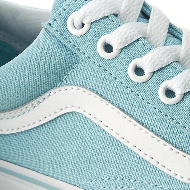 Vans OLD SKOOL Sneaker low crystal bluetrue white