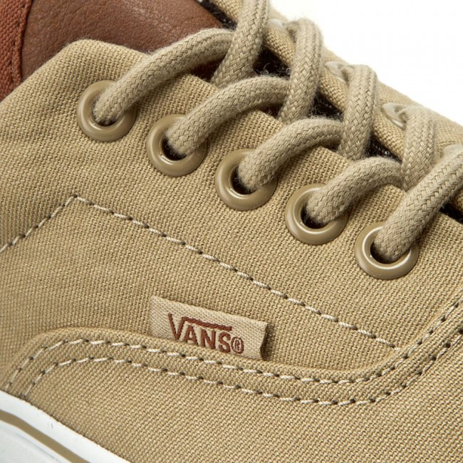 Amazing Men Vans Era 59 Sneakers High Quality Evening Sand