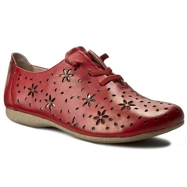 new product 081b5 5de57 Shoes JOSEF SEIBEL - Fiona 27 87227 971 460 Carmin