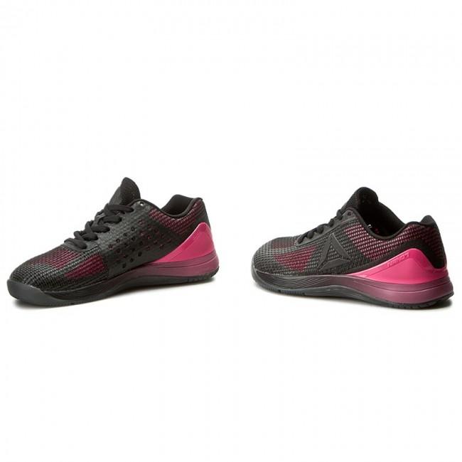 shoes reebok r crossfit nano 7 0 bd5119 pink black white