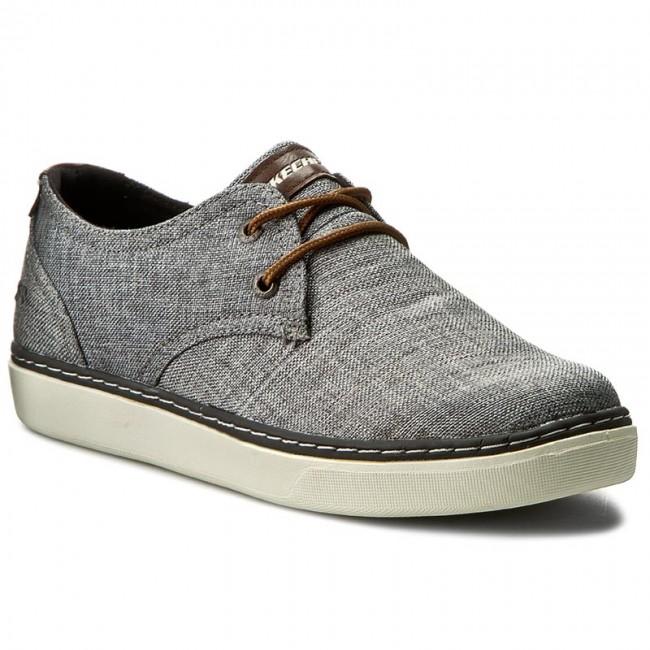 Shoes SKECHERS Gadon 64925GRY Gray